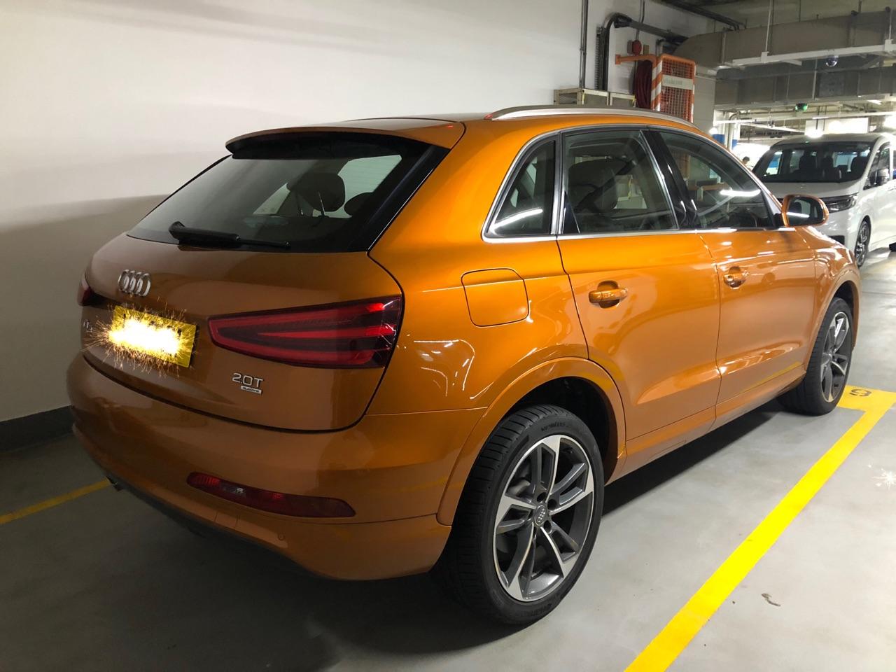 奧迪 Audi Q3 - Price.com.hk 汽車買賣平臺