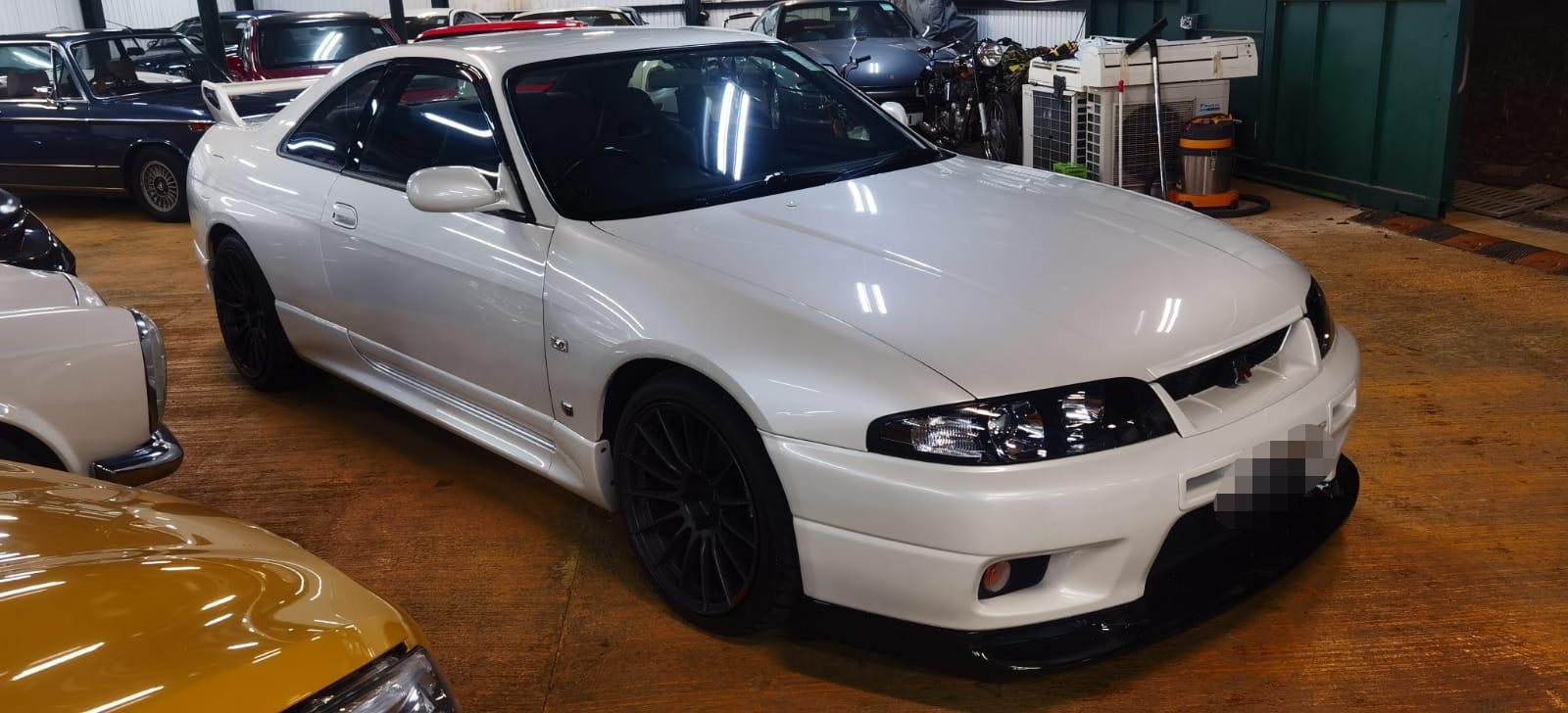 日產 Nissan GTR R33 VSPEC - Price.com.hk 汽車買賣平臺