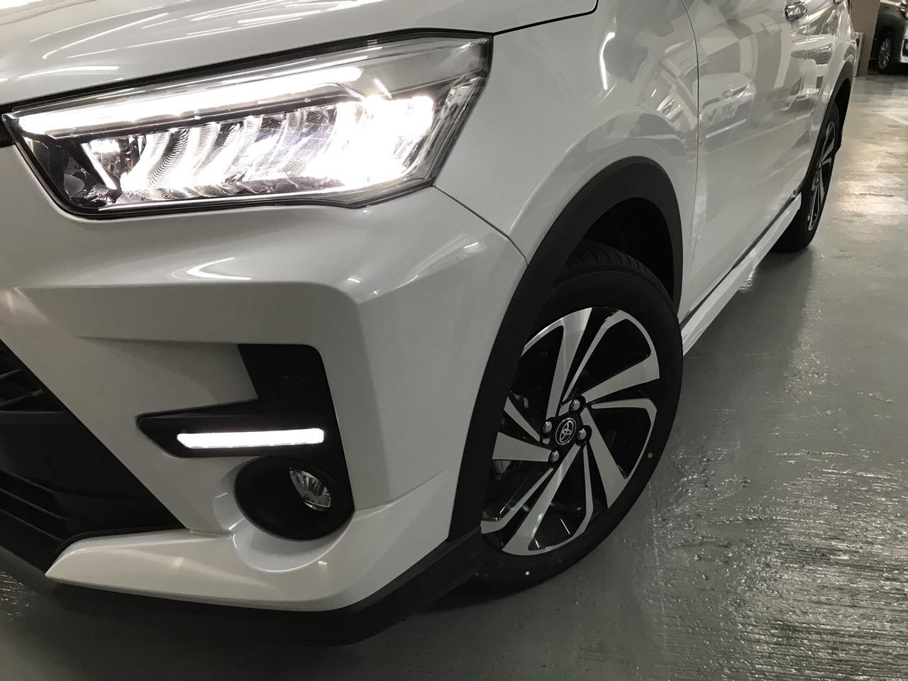 豐田 Toyota RAIZE Z - Price.com.hk 汽車買賣平臺