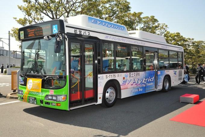都バスの画像