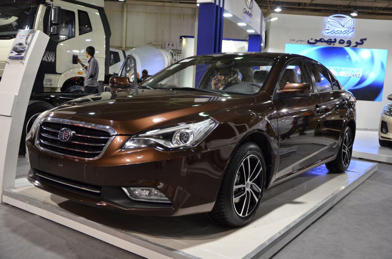 رونمایی محصولات جدید ایران خودرو و سایپا در تهران   اخبار خودرو