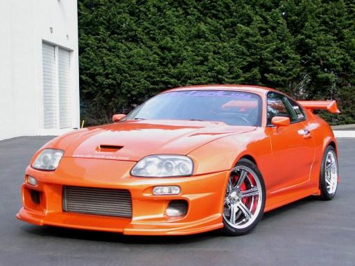 ขายรถยนต์ toyota supra (sm001)
