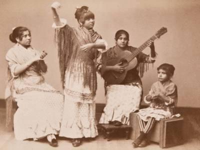 Las edades del flamenco