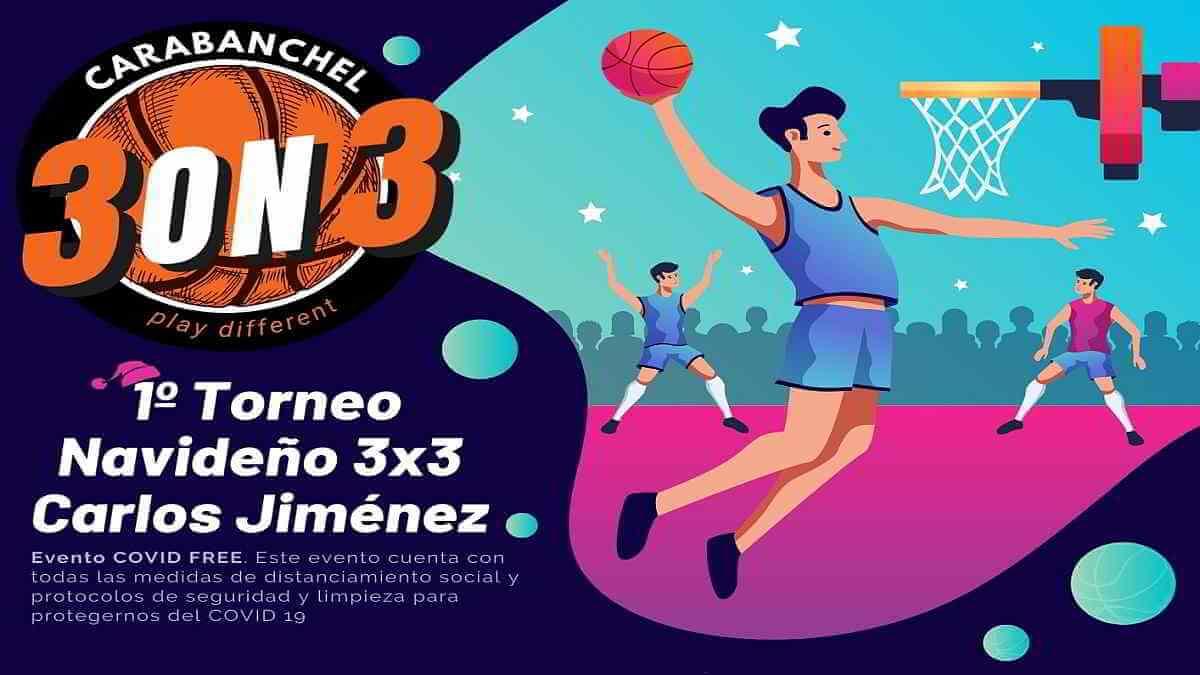torneo-navidad-3x3-Carabanchel