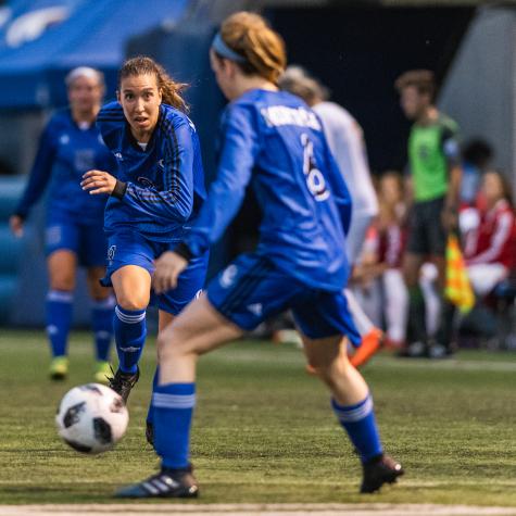 Accueil  Soccer fminin
