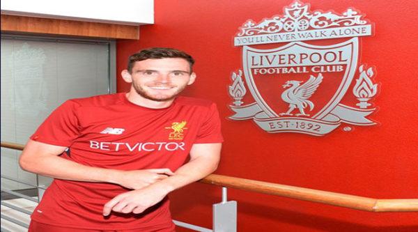 Livepool Sukses Rampungkan Transfer Bek Kiri Hull City