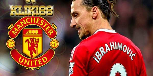 Ibrahimovic Kembali Bergabung Bersama Manchester United
