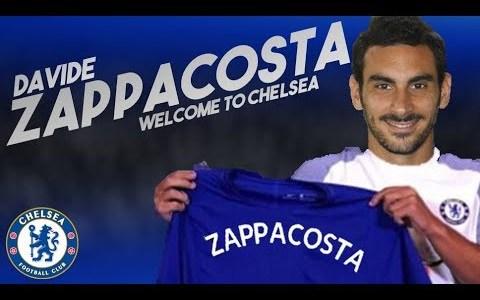 Davide Zappacosta Akui Bahagia Bermain Di Chelsea