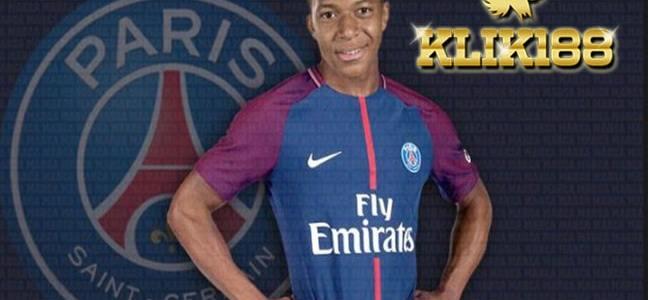Mbappe Akhirnya Resmi Gabung Ke Paris Saint Germain