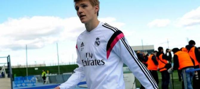 Real Madrid Perpanjang Kontrak Pemain Muda Asal Norwegia