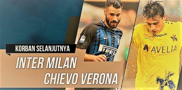 Prediksi Inter Milan vs Chievo Verona 03 Desember 2017