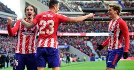 Atletico Semakin Mantapkan Posisi Di Peringkat Kedua Klasemen
