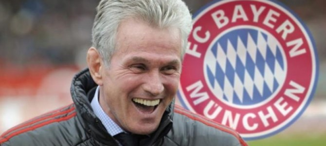 Heynckes Isyaratkan Akan Terima Tawaran Kontrak Dari Bayern