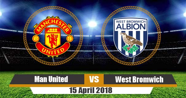 Prediksi Manchester United vs West Bromwich 15 April 2018