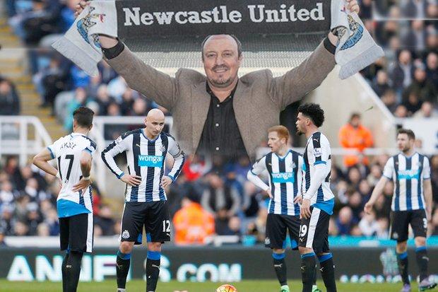 Newcastle United Tetap Percaya Diri Meski Tanpa Benitez