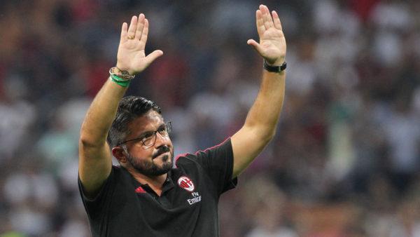 Milan Kembali Rasakan Kemenangan Dibawah Arahan Gatusso