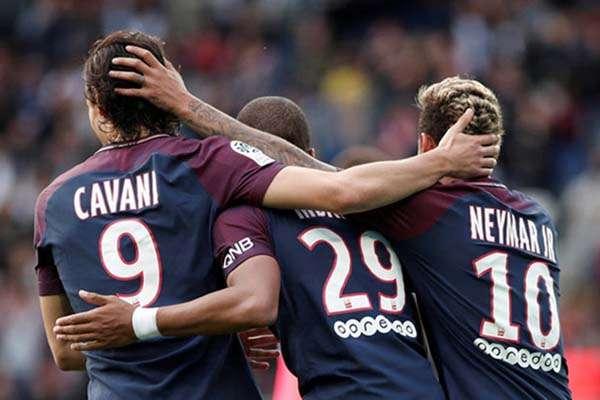 PSG Berhasil Taklukkan Montpellier Dengan Skor Telak 4-0