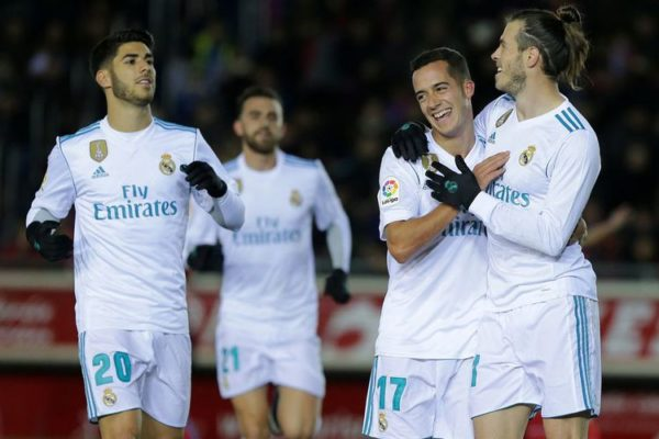 Real Madrid Lolos Ke Perempat Final Copa del Rey