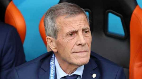Oscar Tabarez Tegaskan Timnas Uruguay Siap Mati Lawan Rusia