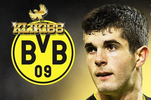 Klopp Bidik Bintang Muda Dortmund Jika Coutinho Hengkang