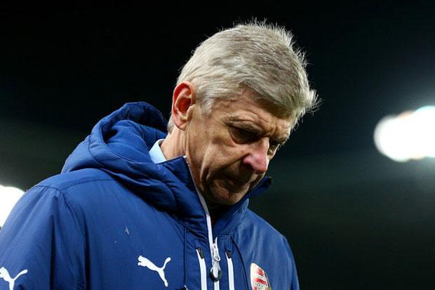 Wenger Sangat Kecewa Timnya Kalah Dari Stoke City