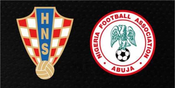 Prediksi Pertandingan Sepakbola Timnas Kroasia VS Timnas Nigeria