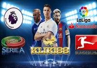 Jadwal Bola Akhir Pekan Ini 9-12 Desember 2017