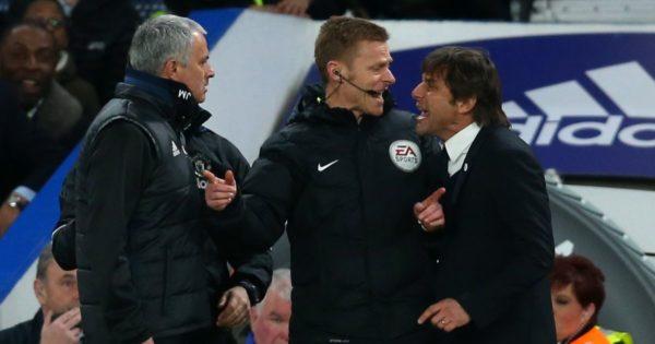 Antonio Conte Katakan Mourinho Adalah Musuh Yang Berat