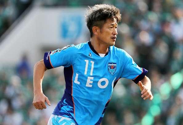 Christiano Ronaldo Terinspirasi Dengan Pemain Jepang Kazuyoshi Miura
