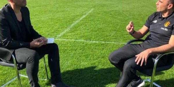 Pelatih Belgia Roberto Martinez Waspadai Ancaman Inggris