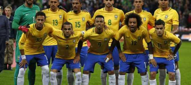Prediksi Pertandingan Sepakbola Timnas Brasil VS Timnas Swiss