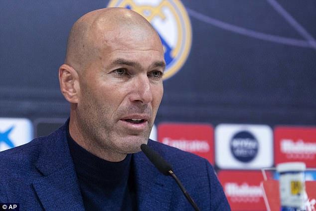 Zinedine Zidane Mengundurkan Diri Sebagai Pelatih Real Madrid