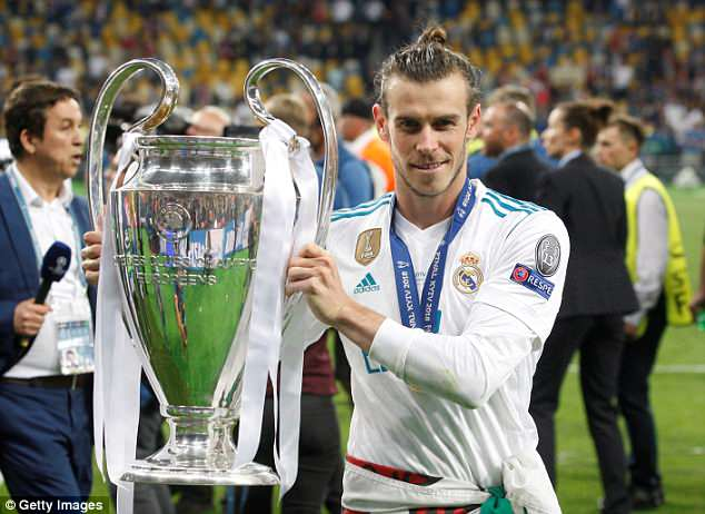 Manchester United Kembali Berminat Boyong Gareth Bale