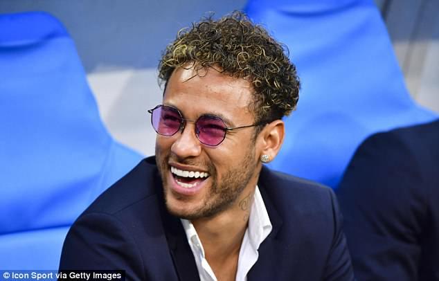 MU Siap Bersaing Dengan Real Madrid Untuk Boyong Neymar