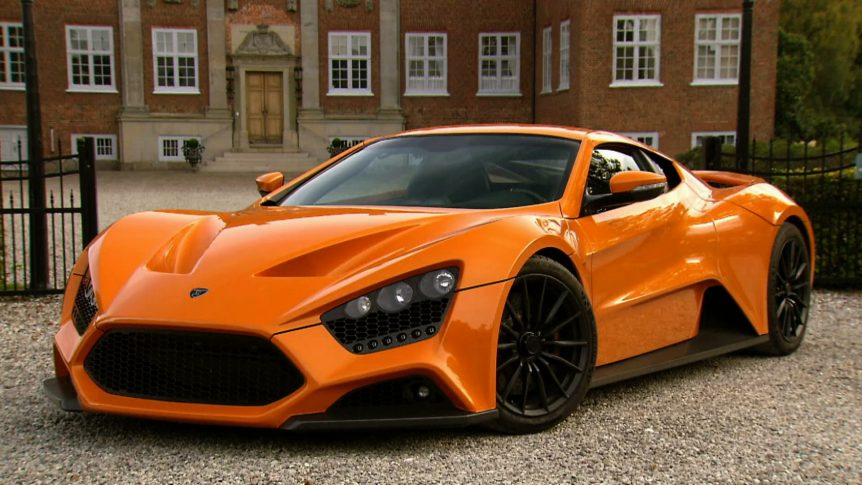 10 fastest cars in