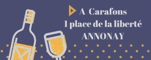 le mois du vin naturel carafons