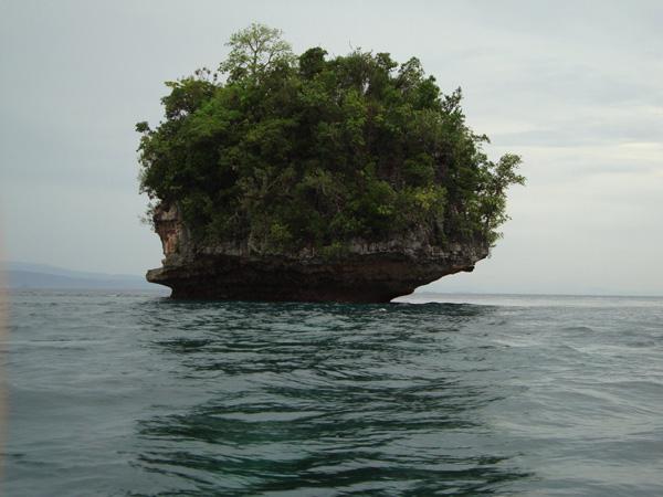 bucas grande islet