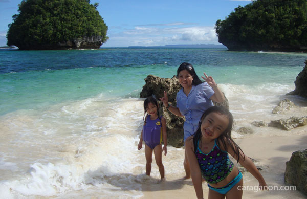 britania islands, surigao del sur