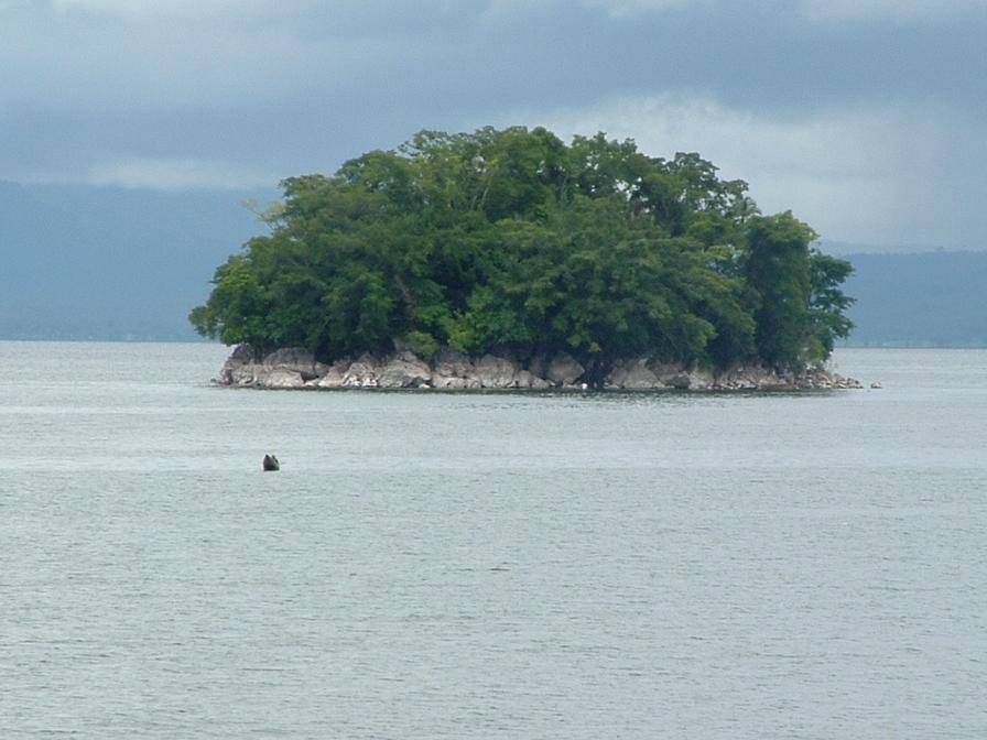 lake mainit islet, jabonga, agusan del norte