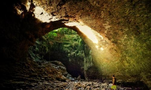 Enchanting Hinayagan Cave, Bislig City, Surigao del Sur