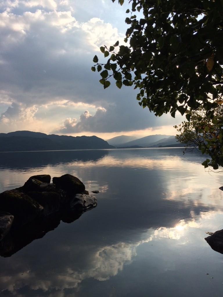 Caragh Lake Sunset