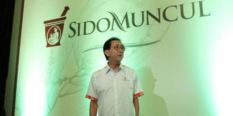 Irwan Hidayat pemilik Sido Muncul, no 47 orang terkaya di indonesia