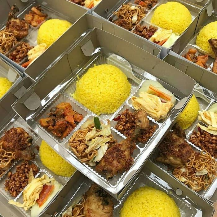jual nasi box bekasi