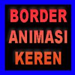 Cara membuat border Animasi keren