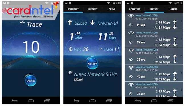 aplikasi pengukur kecepatan internet