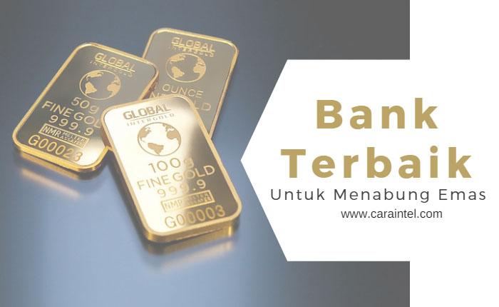 Menabung Emas di Bank Syariah