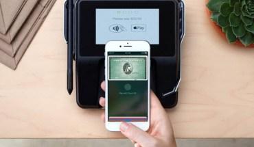 Fitur Apple Pay di iPhone