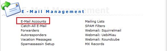 Cara Membuat Email dari DirectAdmin