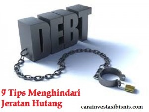 cara agar terbebas dari hutang