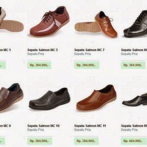 Bisnis Sampingan Karyawan sepatu online